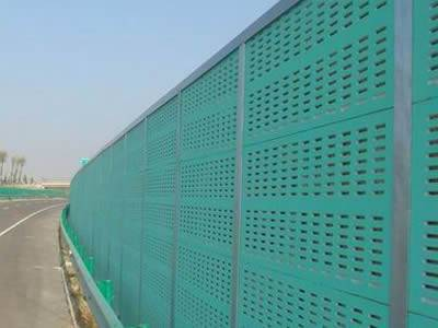 PVC Sound Barrier for Factory, Highway, Metro, Bridge and